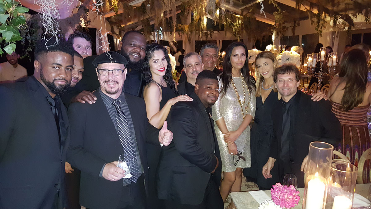 Private Property Band - Project Soul with Padma Lakshmi