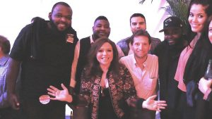 Private Property Band - Project Soul performed for Rachael Ray